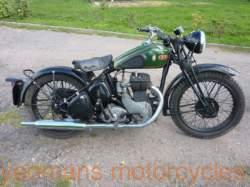 vintage triumph bicycle parts
